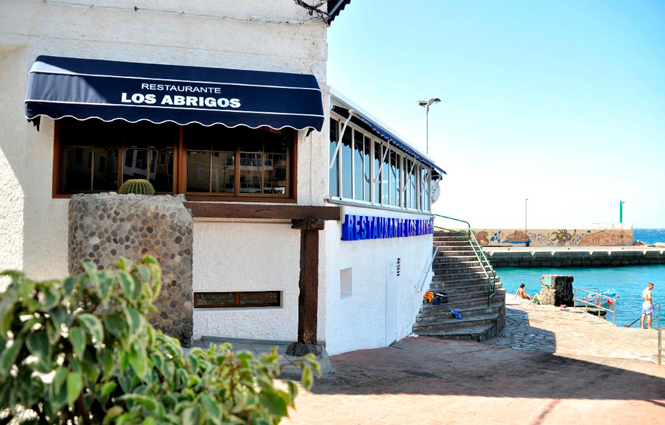 Restaurante Los Abrigos Auténtico Sabor Del Mar